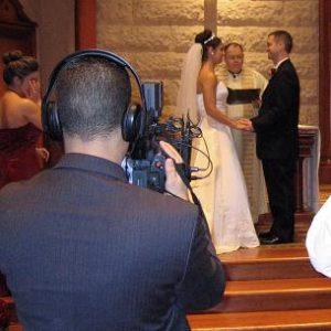 nagrywanie ślubu