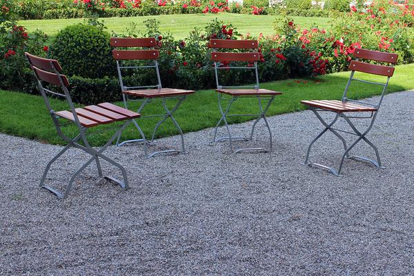 Dobre składane krzesła ogrodowe