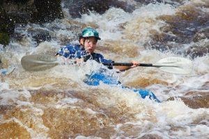 Spływ rzeką Wartą dla zaawansowanych jest świetny
