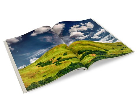 Usługi drukowania folderów reklamowych
