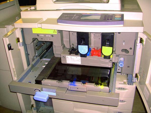 Atuty drukarek flexograficznych