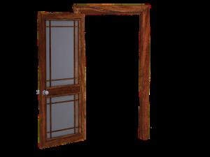 Kilka słów o drzwiach wewnętrznych