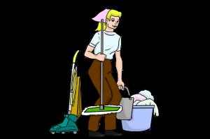 Sprawne sprzątanie w firmach