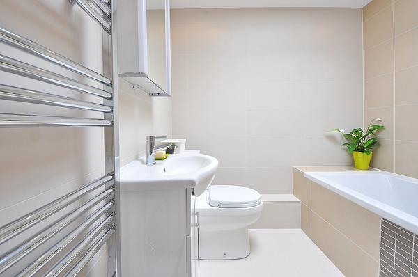 Rozmieszczenie grzejnika w łazience