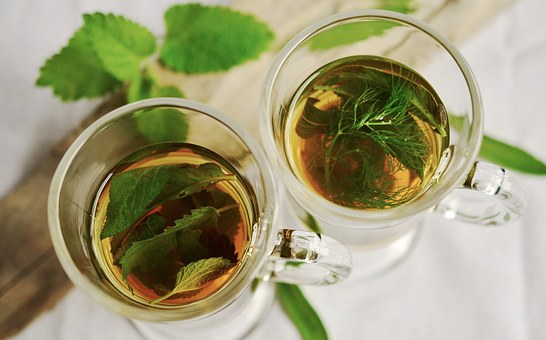 Zakup herbaty z konopi