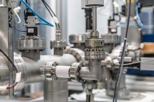 Maszyny przemysłowe czyścimy przy użyciu suchego lodu